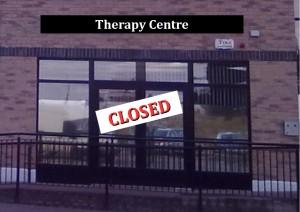 Centre doors
