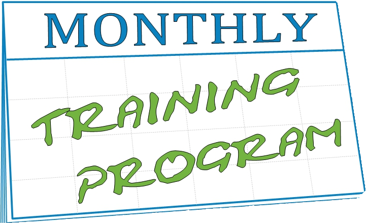 Monthly Training Program – Therapy and Coaching Success